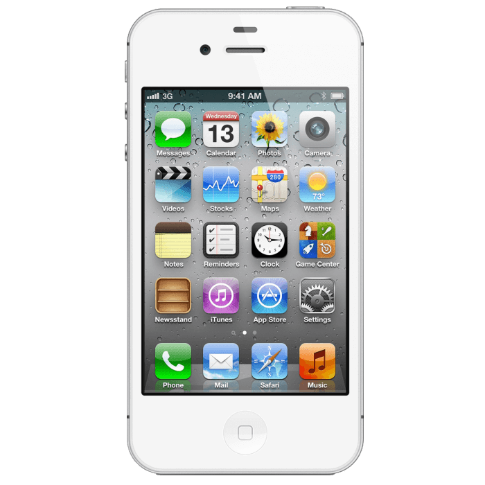 iphone 4s air