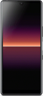 Sony Xperia L4 Sort