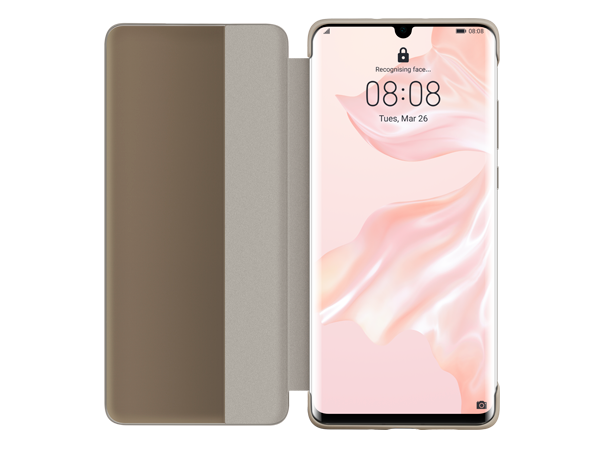 Huawei P30 Pro Smart View Cover Khaki