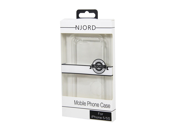 Njord iPhone 5/5S/SE PC Hard Case Clear
