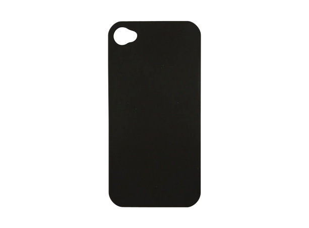 Njord iPhone 5/5S/SE Coated Cover Black