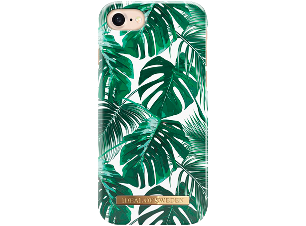 iDeal iPhone 7/8 Fashion Case Monstera Jungle
