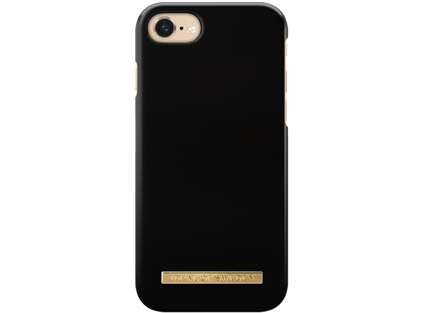 iDeal iPhone 7/8 Fashion Case Matte Black