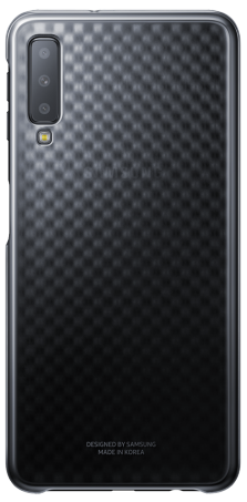 Samsung Galaxy A7 Gradation Cover Black