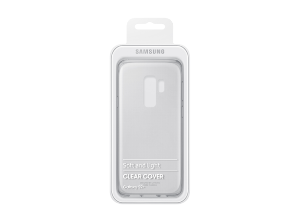 Samsung Clear Cover S9+ Clear
