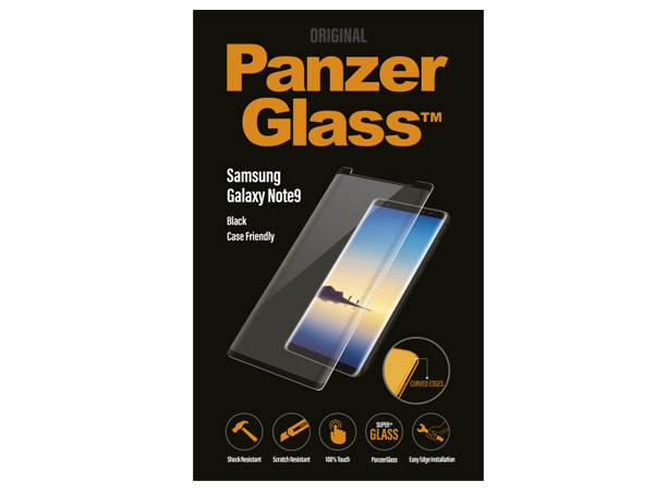 PanzerGlass Samsung Galaxy Note9 Black
