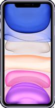 iPhone 11 64 GB Violet