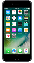 iPhone 7 Sort