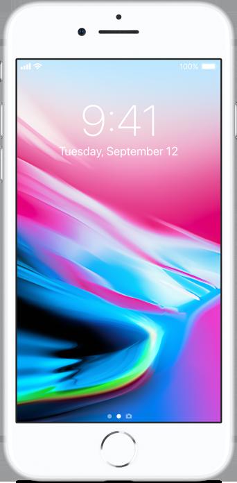 iPhone 8 Sølv