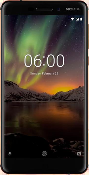 Nokia 6.1 sort