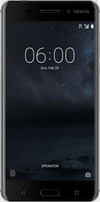 Nokia 6 Sort