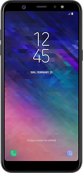 Galaxy A6+ (2018) Sort