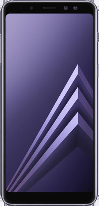 Galaxy A8 Grå