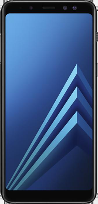 Galaxy A8 Sort