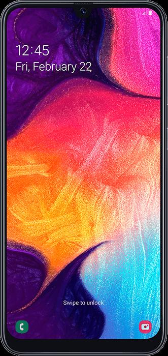 Galaxy A50 Sort