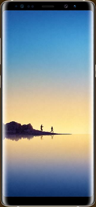 Galaxy Note 8 Guld