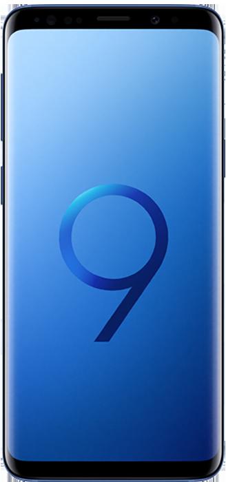 Galaxy S9+ Blå