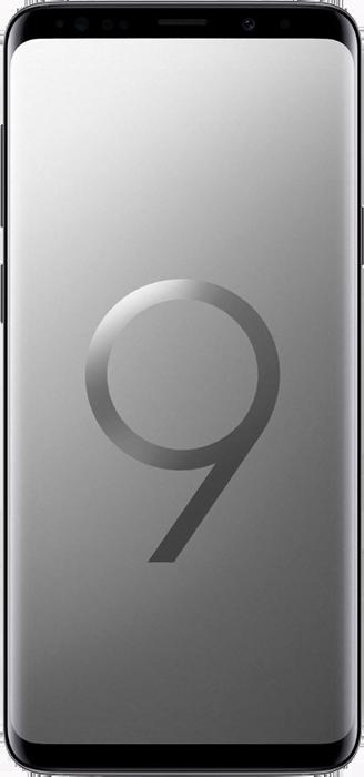 Galaxy S9+ Grå